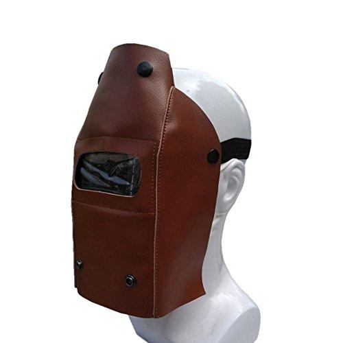 Qees profesional casco soldadura FreeSize adjustabale