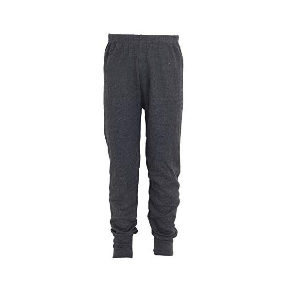 Floso - Pantalones Interiores térmicos para niños/Niñas Unisex 1