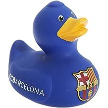 Badewannenspielzeug / Gummiente mit Fußball-Design FC Barcelona