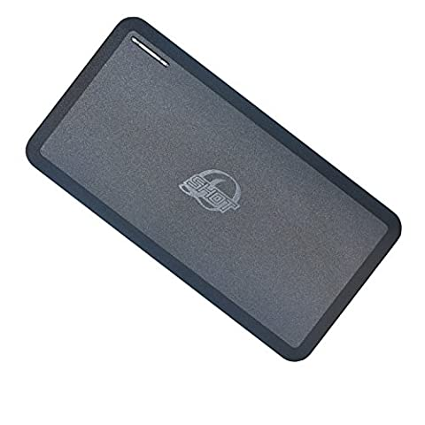 Dshot USB 3.1en aluminium CNC double M.2NGFF B/B + M Clé SSD SATA basé RAID boîtier externe, USB 3.1(gen 2Type C) jusqu'à 10Gbit/s, prise en charge UASP, avec clair/RAID0/RAID1/JBOD