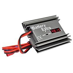Rigeneratore con desolfatore specificamente progettato per batterie a 12 V per camper, barche, automobili e camionAdatto per batterie fino a 250 Ah. –