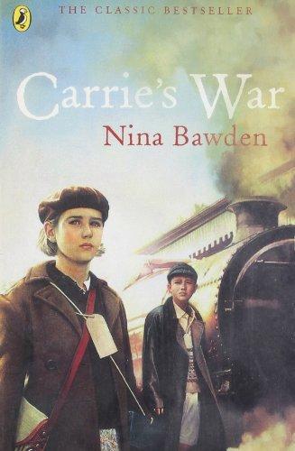 Carrie's War (Puffin Books) by Nina Bawden (1974-01-31)