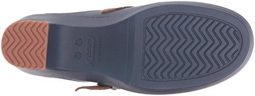 crocs Damen Sarahclog Clogs Blau (Navy)
