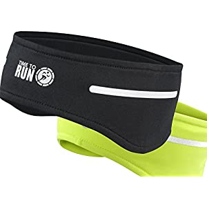 time to run Thermo-Lauf Stirnband