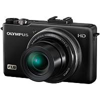 Olympus XZ-1 Digital Camera - Black (10MP, 4x i.Zuiko Wide Optical Zoom) 3 inch LCD