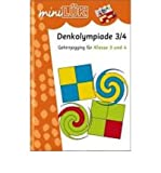 L?K mini. Denkolympiade ab 3. Klasse (Paperback)(German) - Common