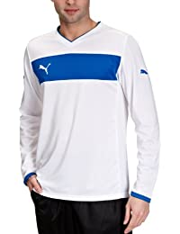 PUMA Kinder Langarmshirt Powercat 3.12 Long Sleeve Shirt