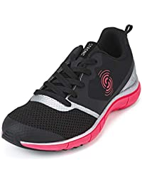 Zumba Footwear Fly Fit Womens Compression Workout Shoes, Zapatillas de Deporte para Mujer