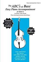ABC28 - The ABCs of Bass Easy Piano Accompaniment - Book 2 by Janice Tucker Rhoda (2005-02-08)