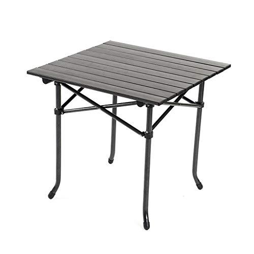XING ZI Folding table X-L-H Faltbarer Aluminiumtisch Klapptisch Grill Picknicktisch Im Freien
