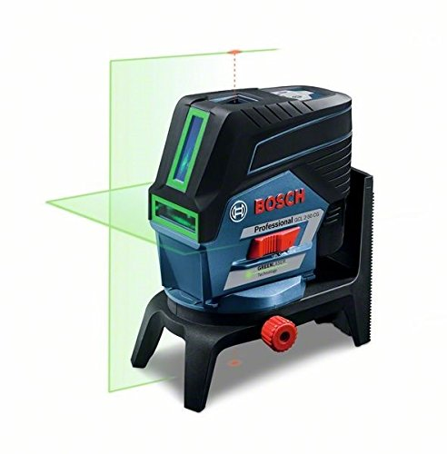 Preisvergleich Produktbild Bosch Linienlaser GCL 2-50 CG + RM 2 + RM 3 - L-Boxx, 1 Stück, 06159940JN