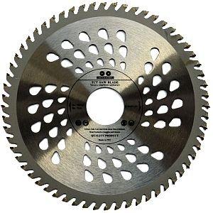 Lame de scie circulaire de qualité supérieure (Skill Scie) 180mm x 32mm avec alésage (30mm 28mm 25mm 22mm 20mm Bague de réduction) pour les disques de coupe de bois circulaire 180mm x 32mm x 60dents