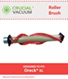 Crucial Vacuum 1 Oreck Xl Roller Brush Fits Most Oreck Xl Vacuum Cleaners; Compare To Oreck Part # 016-1152, 7520201; Engineered & Manufactured By
