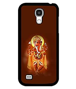 printtech Lord God Ganesha Back Case Cover for Samsung Galaxy S4::Samsung Galaxy S4 i9500