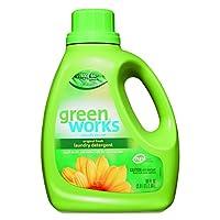 Green Works 30319CT Liquid Laundry Detergent, Original, 90oz Bottle