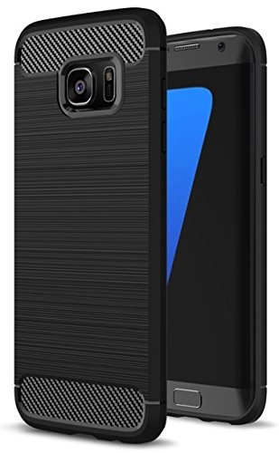 For Galaxy S7 – WOW Imagine Premium Shock Proof Carbon...