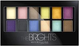 Maybelline New York Expert Wear Eyeshadow Palette - The Brights