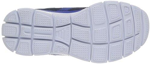 Skechers  Flex Advantage Master Mind,  Scarpe sportive indoor bambino Blu (Bleu (Rybk))