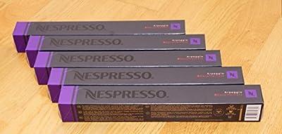 Nespresso Cápsulas originales Espresso Arpeggio Descafeinado, 50Cápsulas
