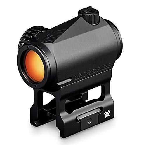 Vortex Crossfire Red Dot, Rotpunkt-Visier, 2 MOA, inkl. Batterie, schwarz