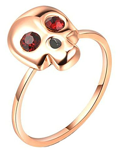 anazoz-fashion-jewelry-womens-ring-18k-gold-plated-wedding-bands-for-women-skull-red-shape-cz-color-