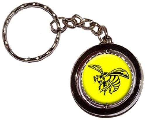 biene-wespe-hornisse-schlsselanhnger-schlsselring