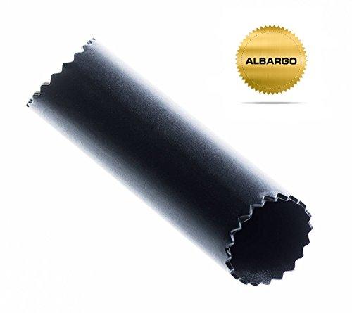 ALBARGO - Knoblauchschäler, Knoblauch peeler, Knoblauchrolle schwarz aus Silikon, Gemüseschäler, Spülmaschinengeeignet, einfaches nützliches Küchenwerkzeug, Küchenzubehör, FDA-zugelassen und BPA-frei