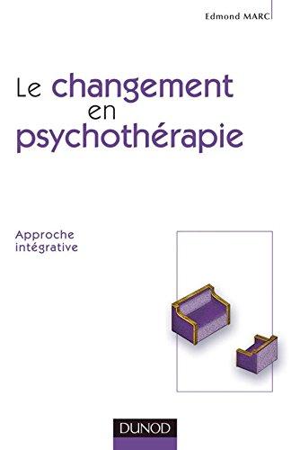 Le changement en psychothérapie