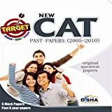 Target New CAT - Past Papers (2005 - 2010) + 5 Mock Tests : 5 Mock Papers and Past 6 Year Papers 2nd Edition price comparison at Flipkart, Amazon, Crossword, Uread, Bookadda, Landmark, Homeshop18