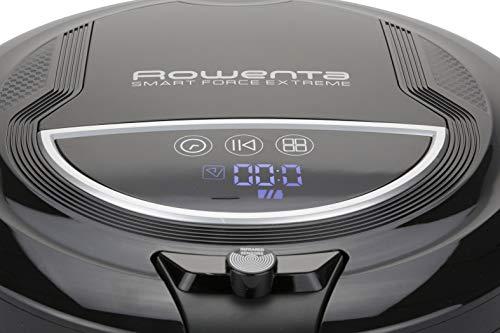 Rowenta RR71 Saugroboter Smart Force Extreme Schwarz - 7