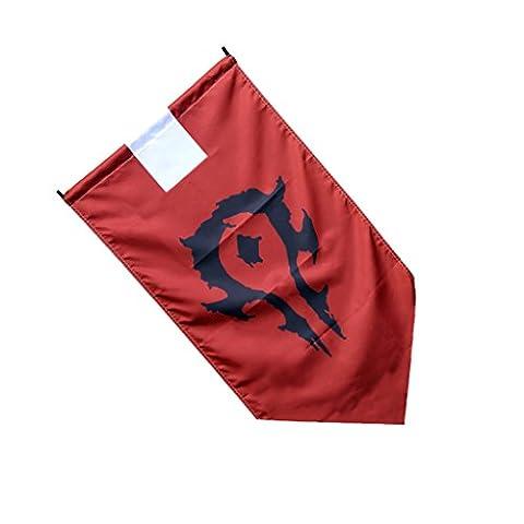 Poster Warcraft - Drapeau Bannière Suspendu Mur Poster Pour Jeu