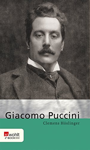 Giacomo Puccini (German Edition)