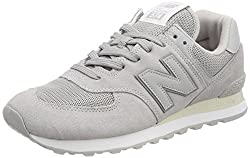 New Balance Herren ML574EGN Sneaker, Grau (Rain Cloud), 42.5 EU