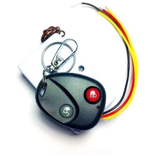 12Vmonster Dc 12V Latch Funktion Einzeln Kanal Fernbedienung Drahtlos Ein/aus-schalter Set Fern Empfänger (Low-voltage-verkabelung)
