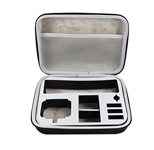 FBGood Neu Kamera Tragetasche, Tragbare wasserdichte Zubehör Carry Case Harte Lagerung Tasche Outdoor Reise Langlebig Aufbewahrungsbox Handtasche für DJI OSMO Action Kamera -