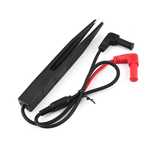Jasnyfall Lodestar La04024 Digital-Multimeter Smd Tisch Stift Kapazität Test Leads Clip Red & Black