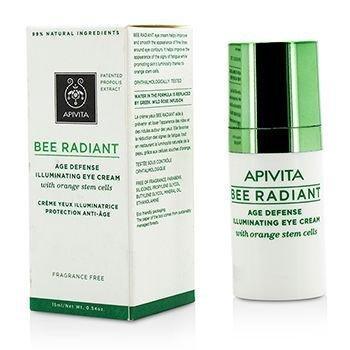 Apivita Bee Radiant Age Defense Illuminating Eye Cream 15ml -