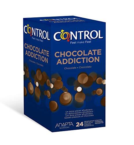 Control Chocolate Preservativos - Caja condones aroma