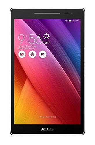Asus Zenpad Z380M-6A024A 20,3 cm (8 Zoll) Tablet-PC (MediaTek 8163 QC, 2048MB, 16GB eMMC, Mali T720 Graphics, Android 6) dunkelgrau