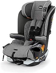 Chicco MyFit Zip Harness + Booster Car Seat - Nightfall, Black