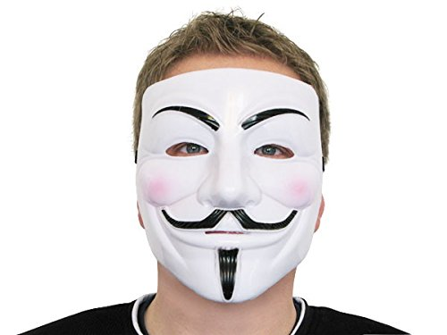 Kostüm Für Menschen Berühmte - Alsino V wie Vendetta Maske Karneval Saw Fasching Maske Mas-05