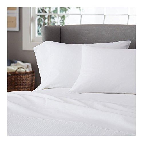 Ahmedabad Cotton Plain White High Quality Super Soft Luxurious Cotton Pillow Cover...