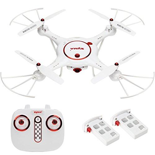 Syma X5SW FPV Exploradores 2 2.4Ghz 4CH 6-Axis Gyro RC sin cabeza Quadcopter Drone OVNI con c¨¢mara de 2MP HD Wifi (x5uc)