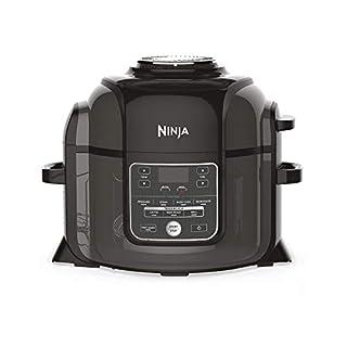 Ninja Foodi Multi-Cooker [OP300UK] Pressure Cooker and Air Fryer, Grey and Black (B07P9TS6NN) | Amazon price tracker / tracking, Amazon price history charts, Amazon price watches, Amazon price drop alerts