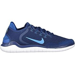 Nike Herren Free Rn 2018 Laufschuhe Blau Void/Photo Blue/Indigo Force 403, 42.5 EU