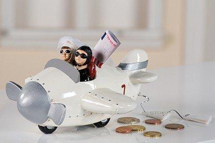 Hochzeits Geschenke - Spardosen
