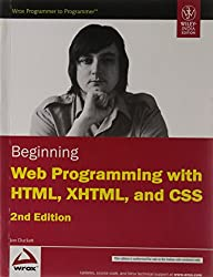 Beginning Web Programming with HTML, XHTML and CSS