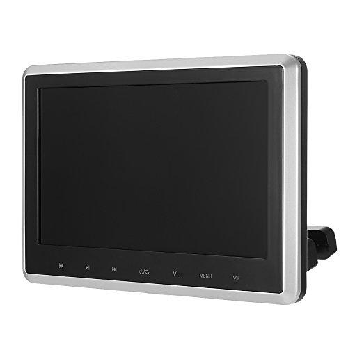 Docooler 10,1-Zoll-TFT Digital LCD-Schirm-Auto-Kopfstütze DVD-Player Touch-Monitor USB SD-Anschluss Fernbedienung