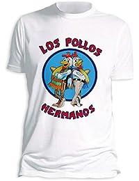 Breaking Bad T-Shirt Los Pollos Hermanos