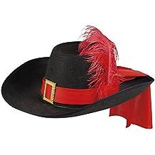 74a12eed70503 Amazon.es  sombrero de mosquetero - 5-7 años